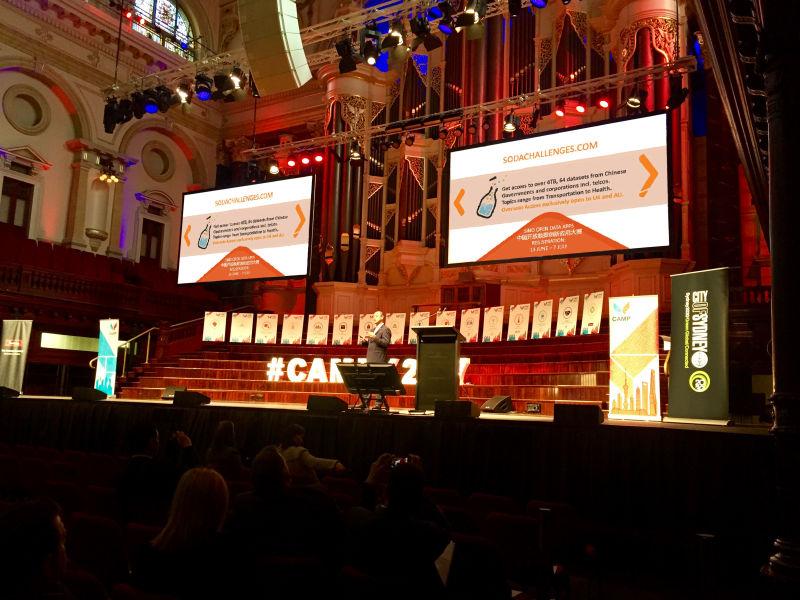 SODA携手澳大利亚,掀开国际合作新篇章